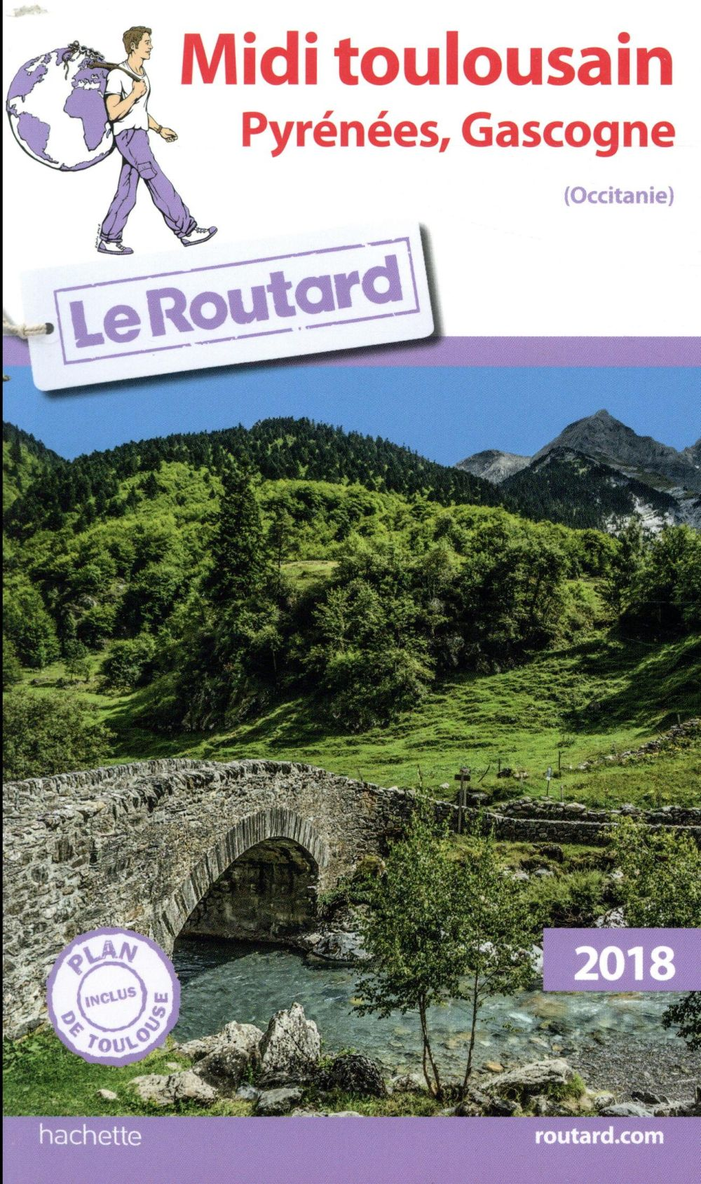 GUIDE DU ROUTARD MIDI TOULOUSAIN 2018